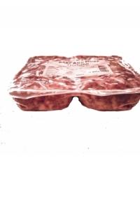 Truthahnfleisch Schale