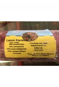 BARF AND MORE  Lamm Carnivor Premium