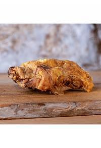 Hühnerrücken getrocknet