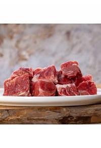Ziegenmuskelfleisch durchwachsen 1000g