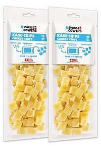 Swisscowers Käse Chips 100gr Small Dog